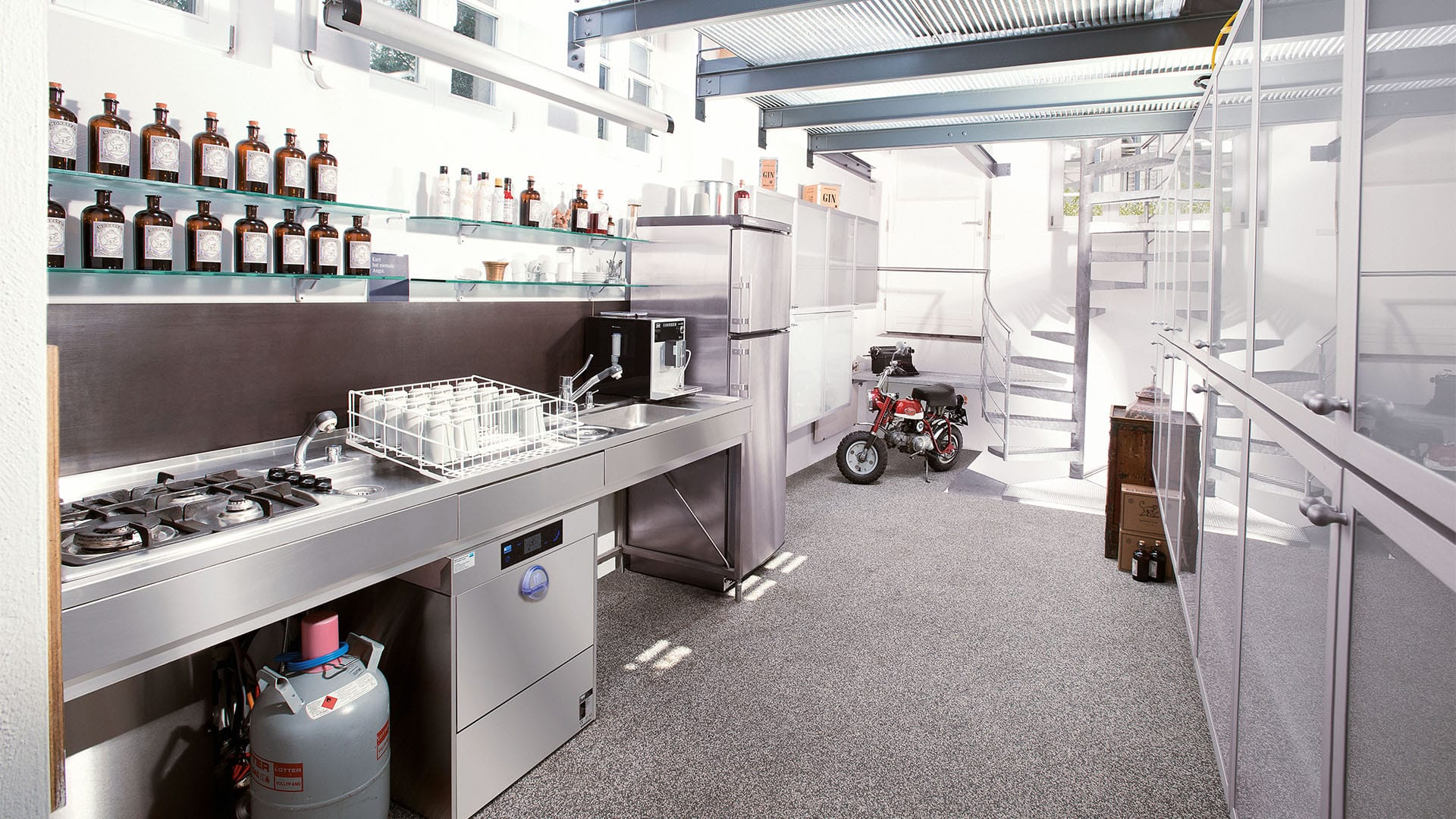 Commercial dishwashers, bedpan washers - MEIKO