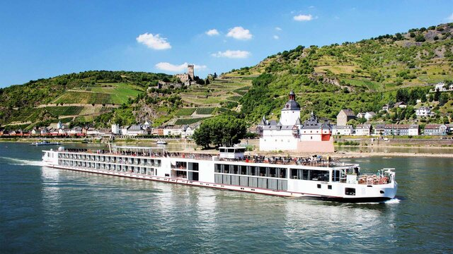 river cruise ship dishwashing equipment