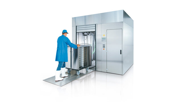 Cart and trolley washers - MEIKO