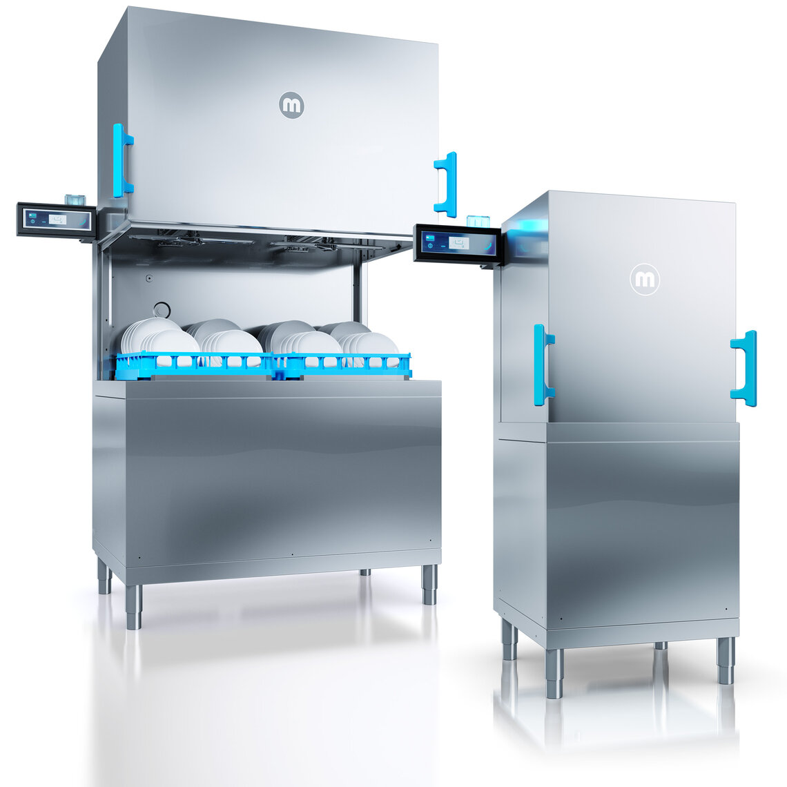 Our new hood type dishwasher sets standards in gastronomy - MEIKO