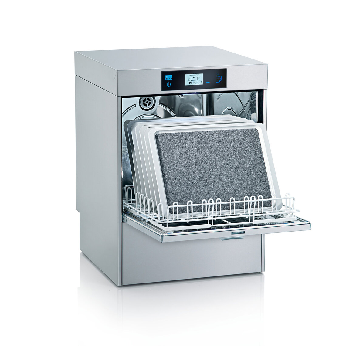Small commercial dishwasher - Technical data - MEIKO